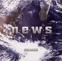 N.E.W.S. album artwork