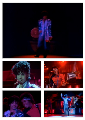 Video Little Red Corvette Prince Vault