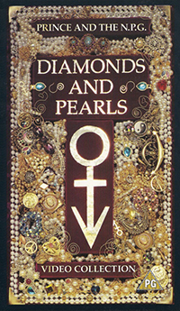 Diamonds And Pearls Video Collection artwork
