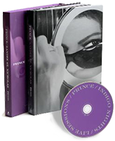 21 Nights book cover with Indigo Nights CD