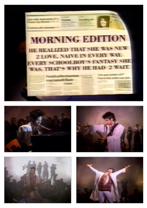 The Morning Papers music video selected snapshots