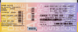 2009-10-11 b Paris Grand Palais tix.jpg