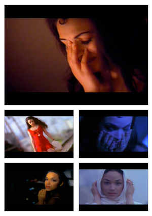 Sweet Baby music video selected snapshots