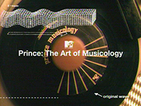 The Art Of Musicology title screen