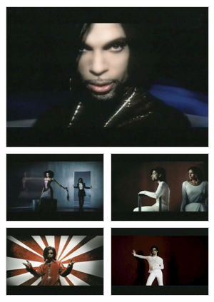 The Greatest Romance Ever Sold music video selected snapshots