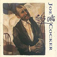 Night Calls (Front Cover)