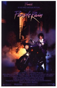 Purple Rain movie poster