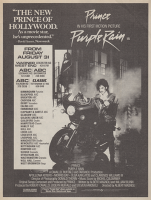 Advert published on 1 September 1984 in UK press