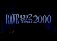 Rave Un2 The Year 2000 title screen