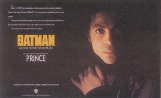 Album: Batman - Prince Vault