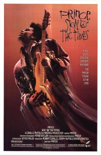 Sign O' The Times movie poster