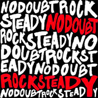 Rock Steady (Front Cover)