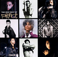 The Very Best Of Prince album artwork
