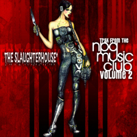 The Slaughterhouse download page derived artwork