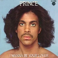 I Wanna Be Your Lover (single cover for Spain)