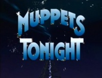 Muppets Tonight logo